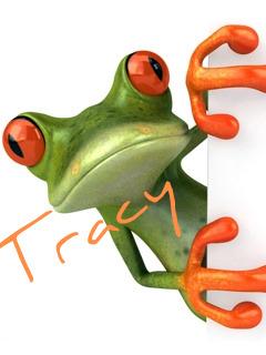 Free tracy frog orange1.jpg phone wallpaper by greeneyedgurl