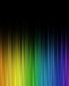 abstract-rainbows wallpaper 1