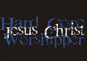 Free Hard core jesus christ worshipper.jpg phone wallpaper by ladytrain1979