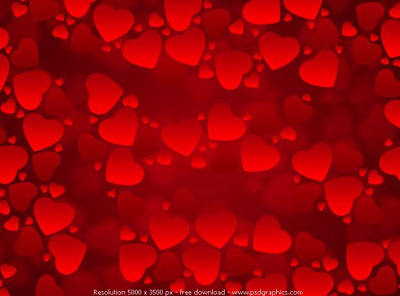 Free hearts phone wallpaper by brandiwig84