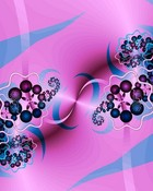 blue&purple abstract wallpaper 1