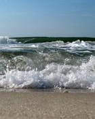 incoming waves wallpaper 1