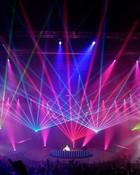 Laser Lights wallpaper 1