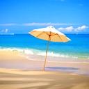 Free Coastal Holiday, Sand Beach.jpg phone wallpaper by iamlal2
