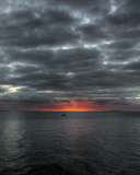 Free cloudyocean.jpg phone wallpaper by hellzombi