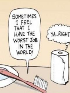 Free Dirty Job phone wallpaper by rex_66