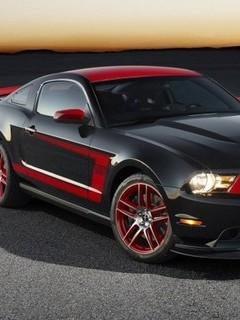 Free 2012-Ford-Mustang-Boss-302-Laguna-Seca-Front-Angle-View-588x441.jpg phone wallpaper by drafdx