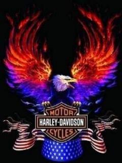 Free Harley Davidson phone wallpaper by rex_66