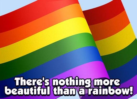 Free Gay Pride flag phone wallpaper by shawninlakewood