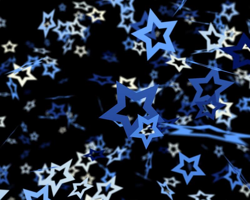 Free blue stars phone wallpaper by brandiwig84