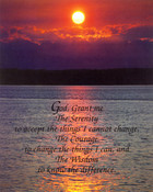 Serenity Prayer wallpaper 1