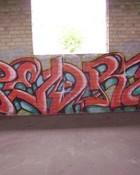 pedro in graffitti snitches.JPG