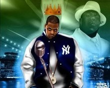 Free jay_z_the notorious big phone wallpaper by sweetopia24