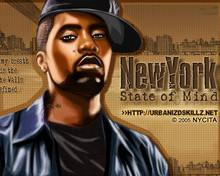 Free nas-newyorkstateofmind 2 phone wallpaper by sweetopia24