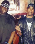 THE NOTORIOUS B.I.G & TUPAC SHAKUR wallpaper 1