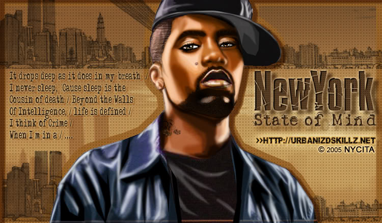 Free Nas phone wallpaper by sweetopia24
