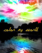 would you color my world? wallpaper 1