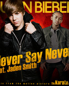 Justin Bieber Jaden Smith Never Say Never