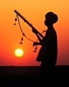 Sunrise at Rajasthan-2