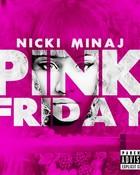 Nicki Minaj Pink Friday (CD Cover)