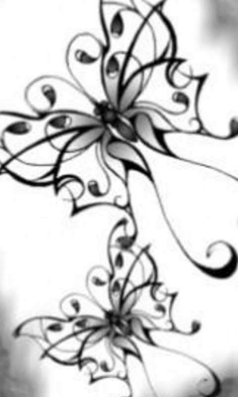 Free Butterfly.jpg phone wallpaper by iluvjer