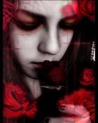 Red Rose Goth