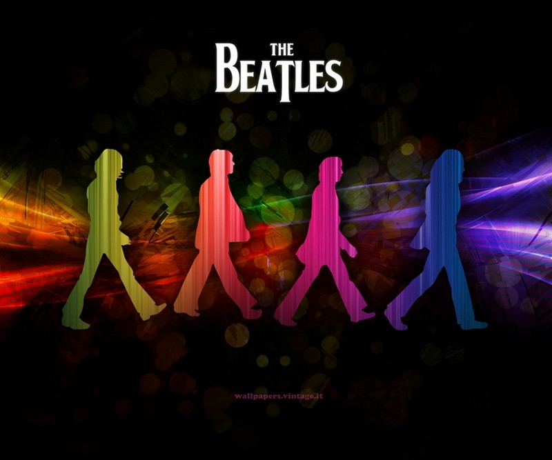 Free the Beatles  phone wallpaper by blueezsaw