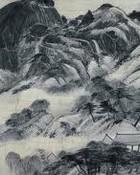 traditional korean painting  wallpaper 1