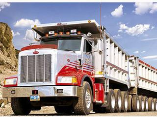 Free peterbilt-dump-truck.jpg phone wallpaper by squeaker