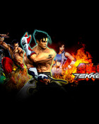 Tekken 5 wallpaper 1