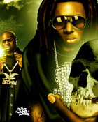 BIRD MAN & LIL WAYNE wallpaper 1