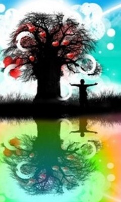 Free pretty tree phone wallpaper by victoriadclark769