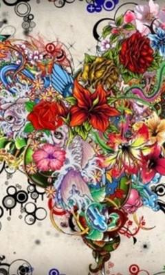 Free rhythm-of-my-heart phone wallpaper by victoriadclark769