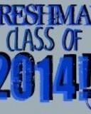 Free Frehman Class Of 2014 phone wallpaper by brittniewirt