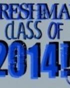 Frehman Class Of 2014