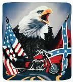 Free Rebel Eagle.jpg phone wallpaper by dillinger