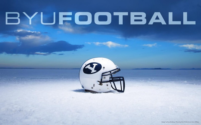 Free BYU FOOTBALL phone wallpaper by mops801