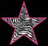 Free Zebra Star phone wallpaper by melissa