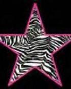 Zebra Star