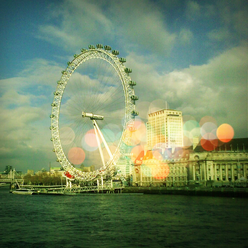Free london eye phone wallpaper by rambunctiousrachael