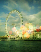 london eye wallpaper 1