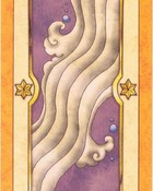 Clow cards - The Wave wallpaper 1