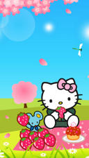 Free hello picnic.jpg phone wallpaper by nikkigxo