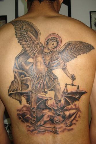 Free Arcangel San Miguel!!!!!!!!!!!!!!!!!!!!!.jpg phone wallpaper by elburra