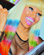 NICKI MINAJ COLOR