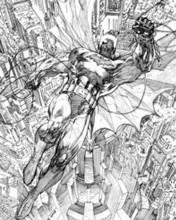 Free All Star Batman Sketch.jpg phone wallpaper by mkximus