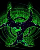 biohazard-neon-green-symbol.jpg wallpaper 1