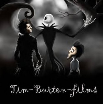 Free Tim Burton Films phone wallpaper by melissa