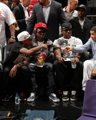 Chris-Brown-Bow-Wow-Lil-Wayne-Mack-Maine-Drake-and-Birdman-580x386.jpg wallpaper 1