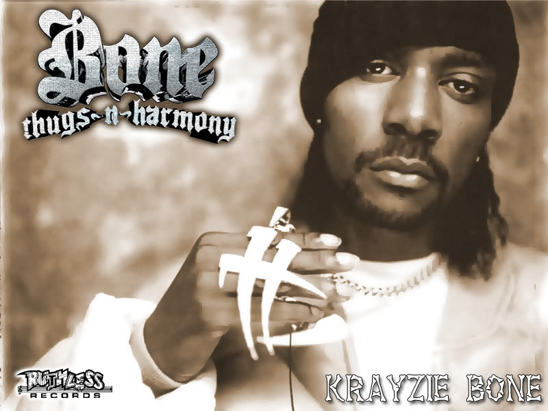 Free Krayzie Bone phone wallpaper by down2earth